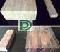 优质规格可定制环保竹方料